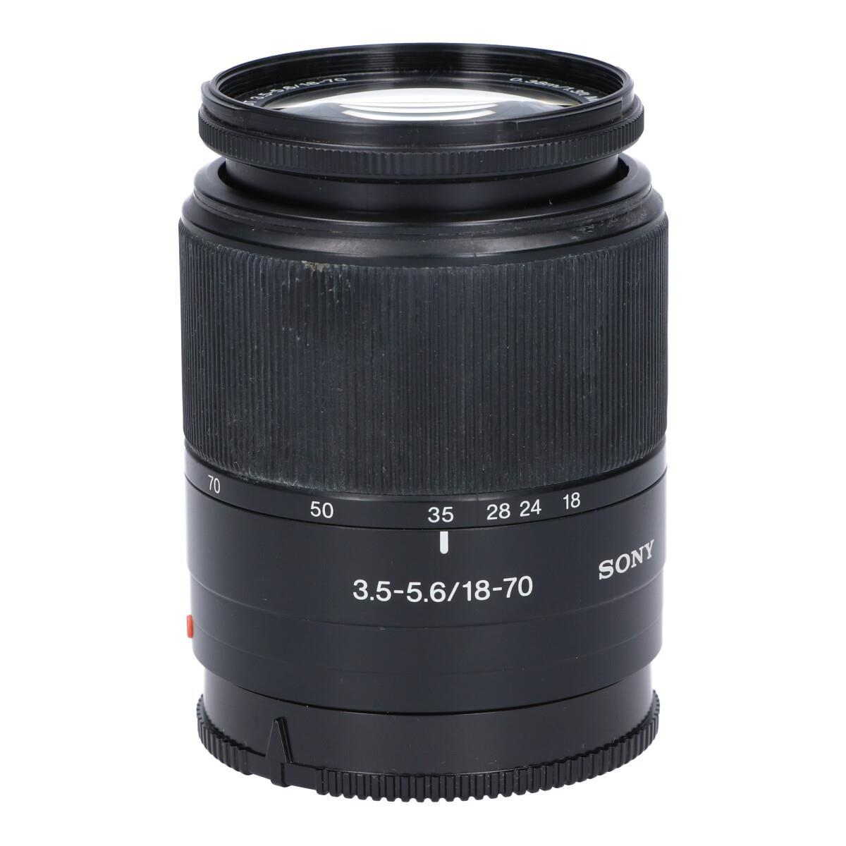 SONY DT18-70mm F3.5-5.6
