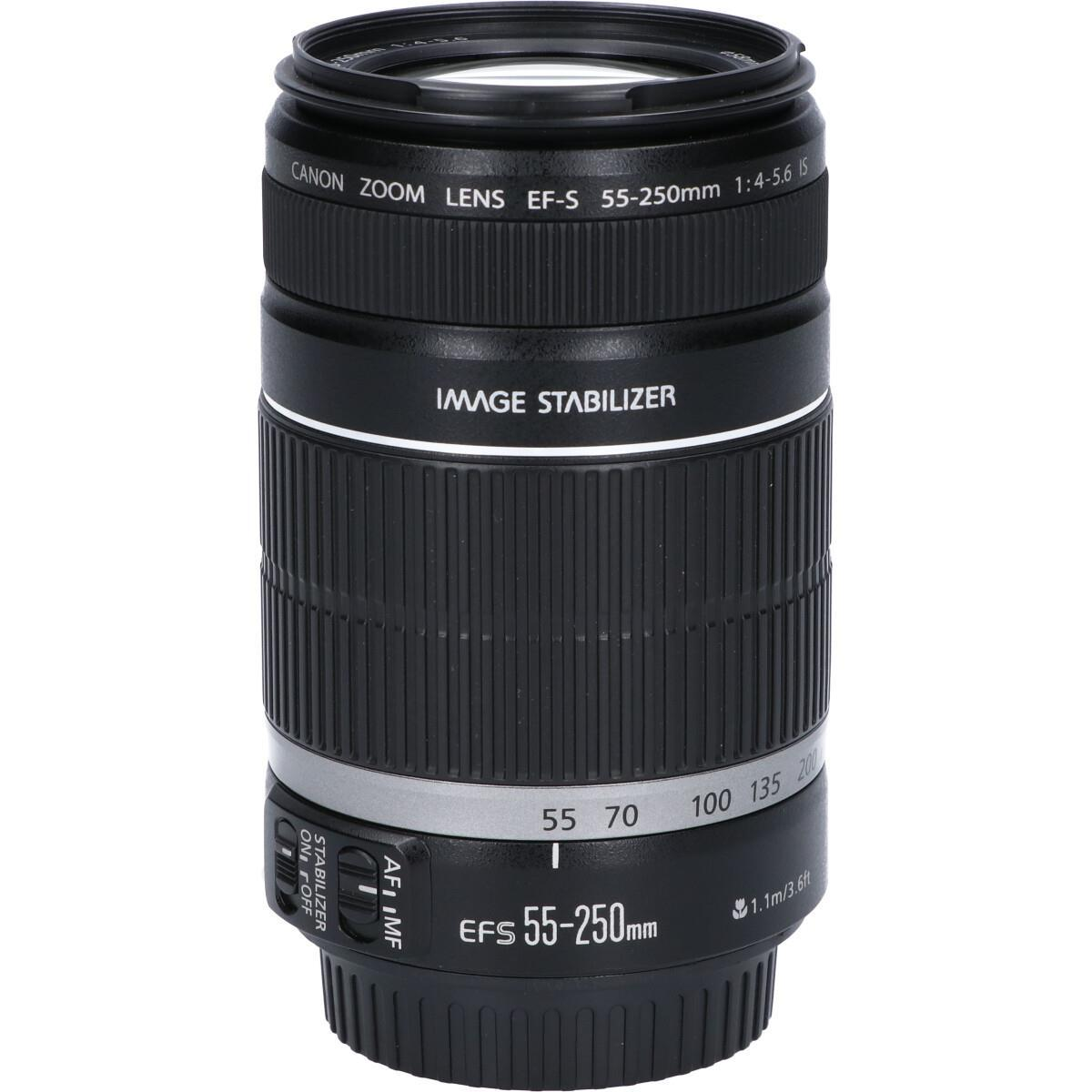 CANON EF-S55-250mm F4-5.6IS