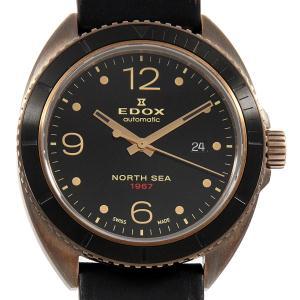 エドックス 80118-BRN-N67 ノースシー1967ヒストリカル LIMITED 自動巻