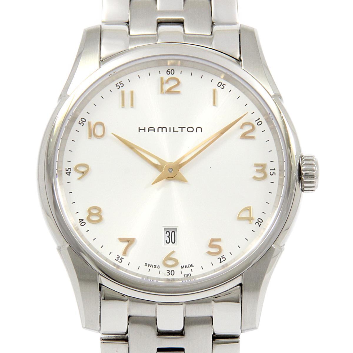 ハミルトン H385111/H38511113 ジャズマスターシンライン クォーツ