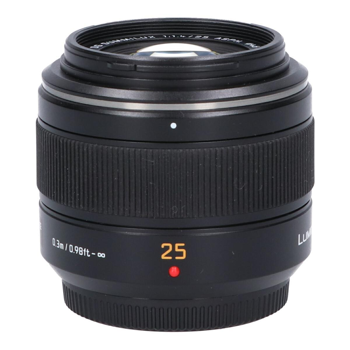 PANASONIC DG SUMMILUX25mm F1.4