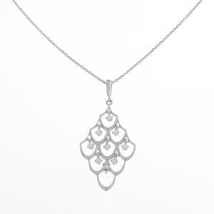 ミキモト ダイヤモンドネックレス
