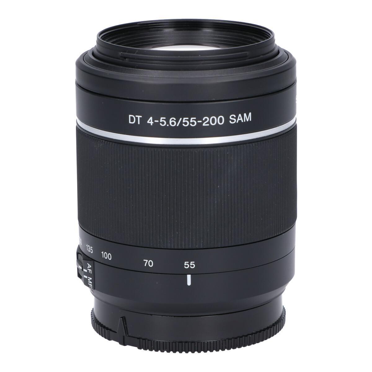 SONY DT55-200mm F4-5.6SAM