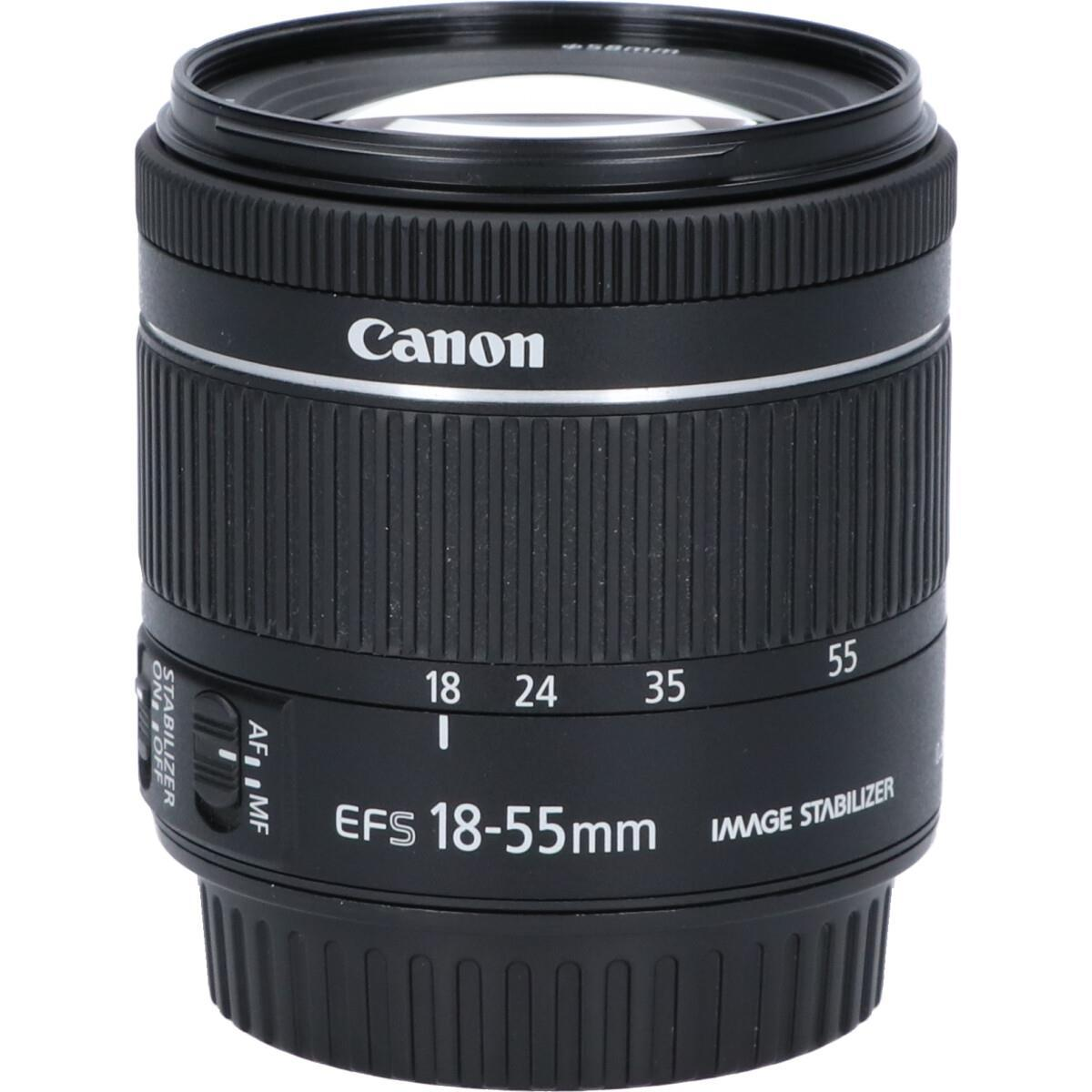 CANON EF-S18-55mm F4-5.6IS STM
