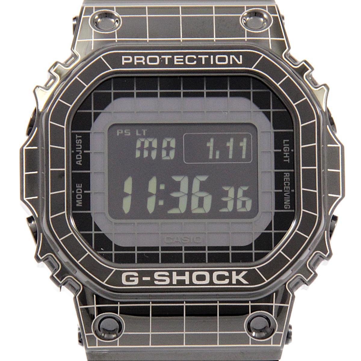 カシオ GMW-B5000CS-1JR G-SHOCK ソーラークォーツ