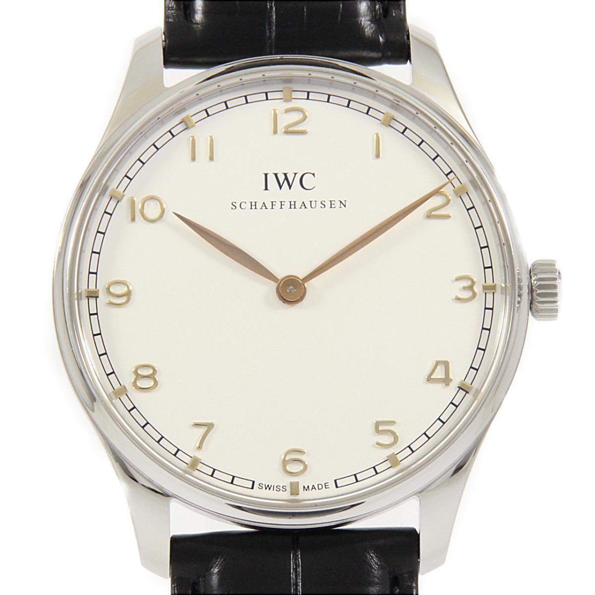 IWC IW570303 ポルトギーゼピュアクラシック LIMITED 手巻
