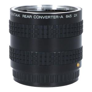 PENTAX リアコンバーターA645 2X(645)