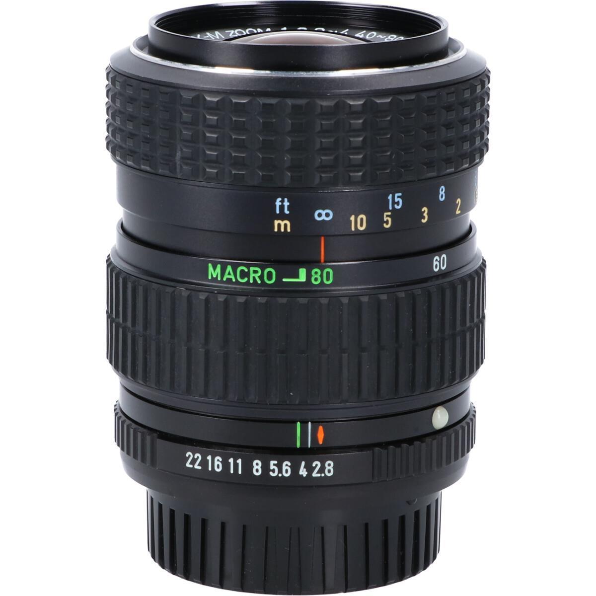 PENTAX M40-80mm F2.8-4
