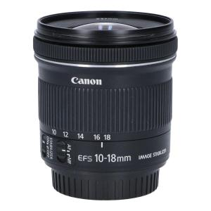 CANON EF-S10-18mm F4.5-5.6IS STM