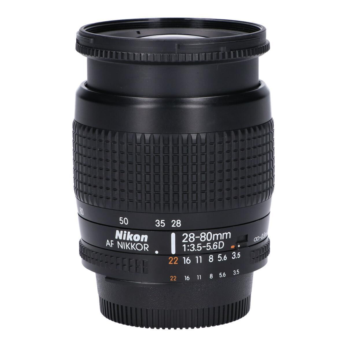 NIKON AF28-80mm F3.5-5.6D