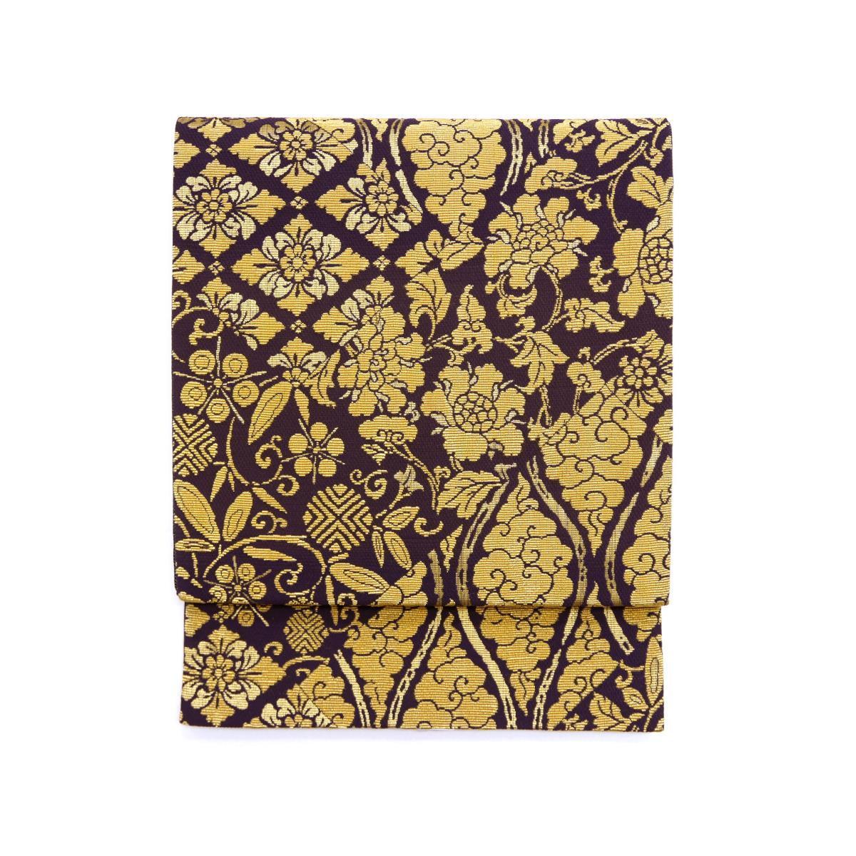 袋帯 金崋山織