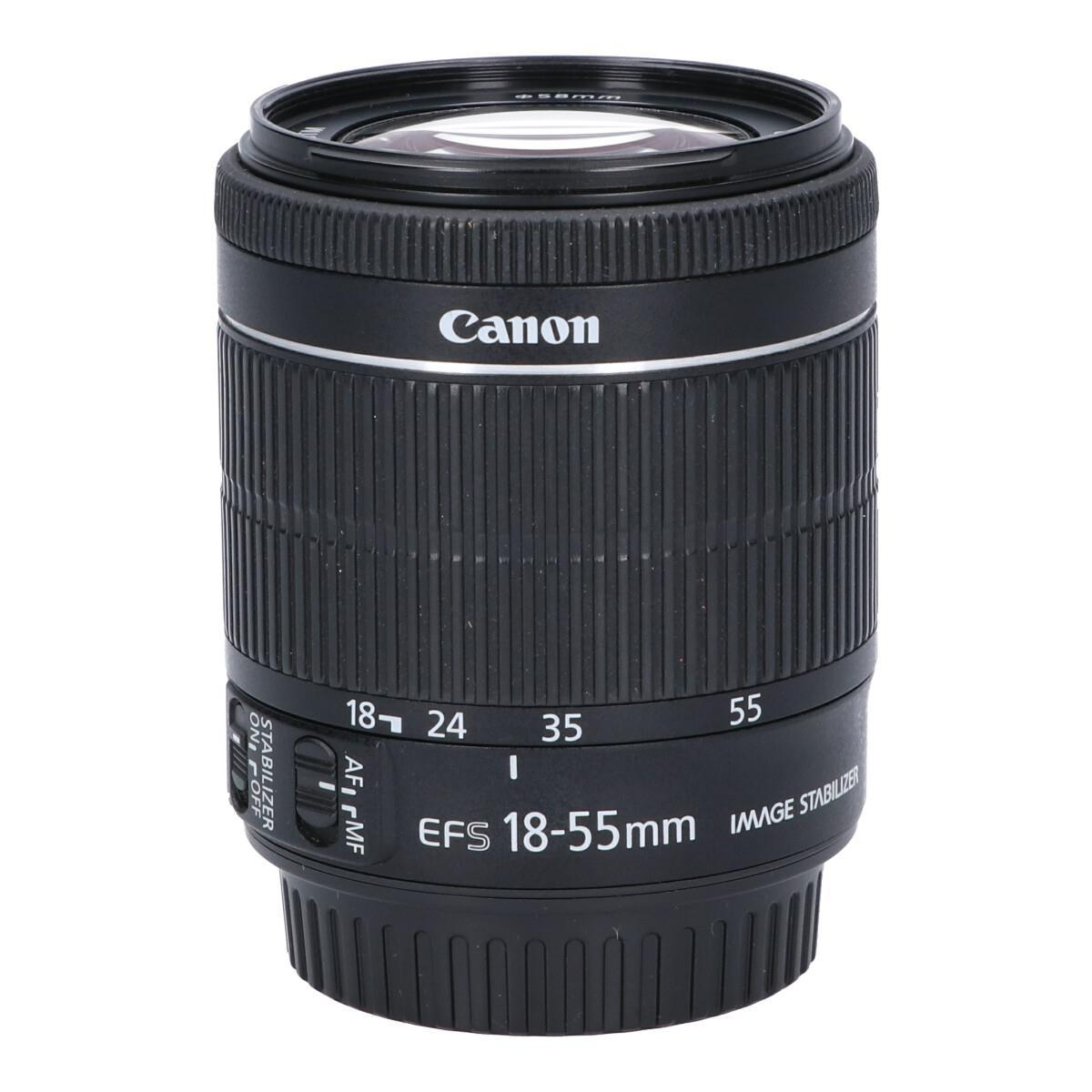 CANON EF-S18-55mm F3.5-5.6IS STM
