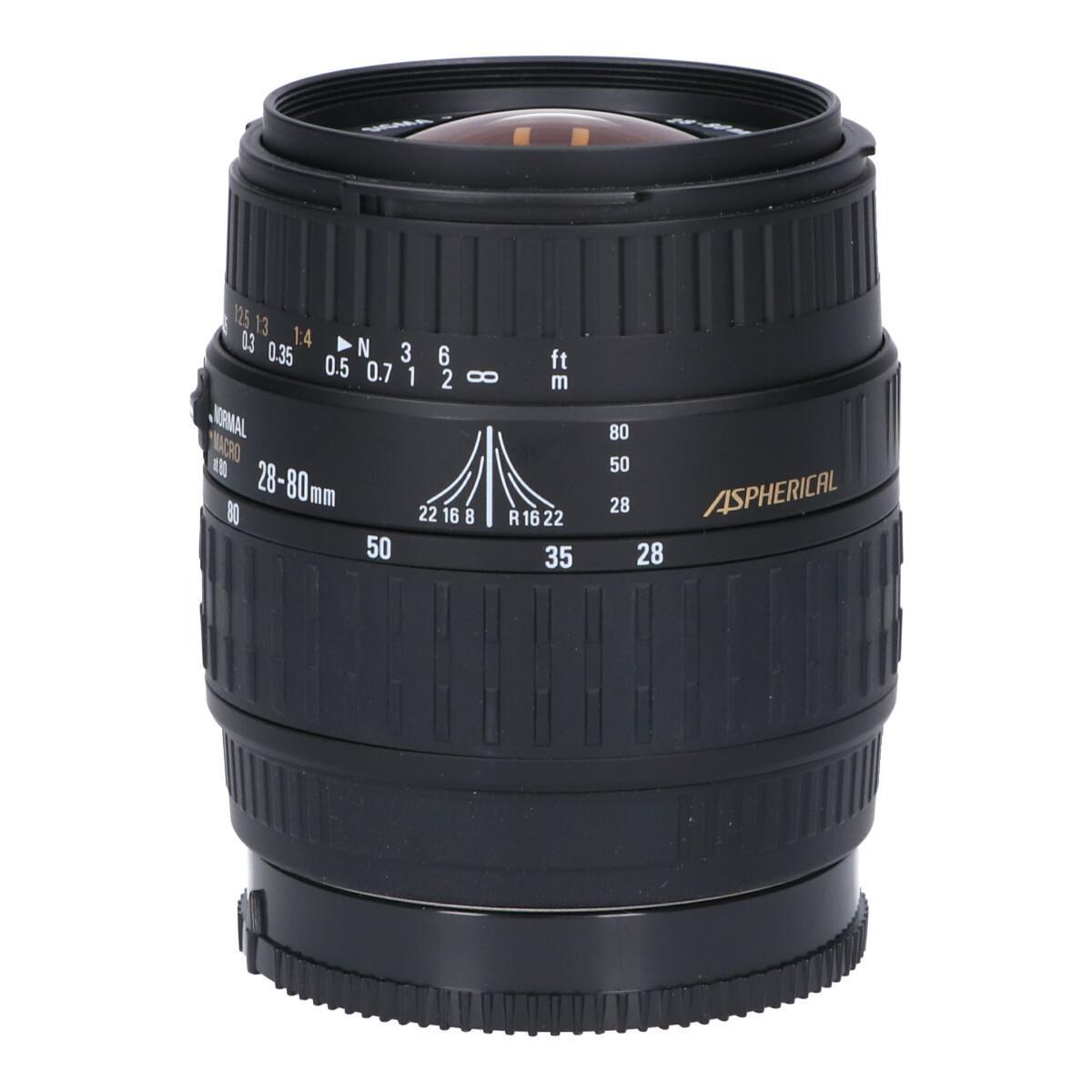 SIGMA α28-80mm F3.5-5.6? MACRO