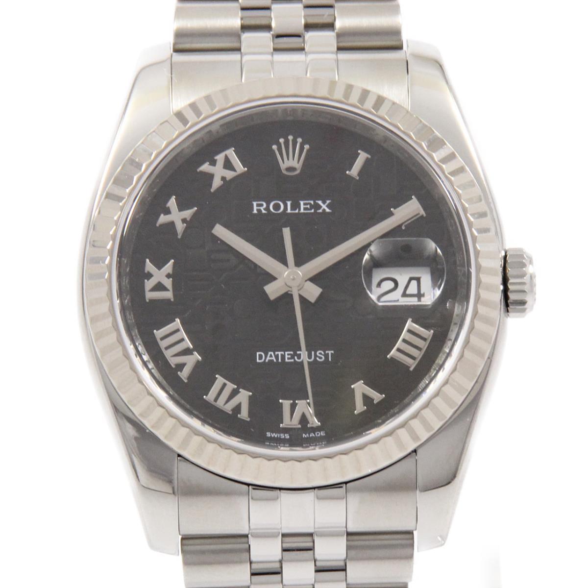 ロレックス 116234 デイトジャスト SSx