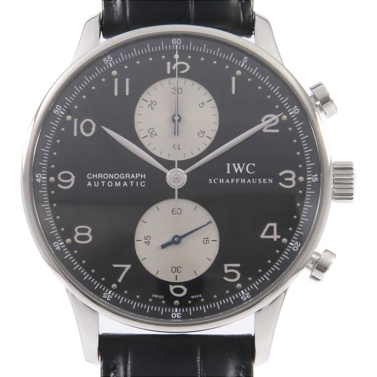 IWC IW371404 ポルトギーゼクロノ 自動巻