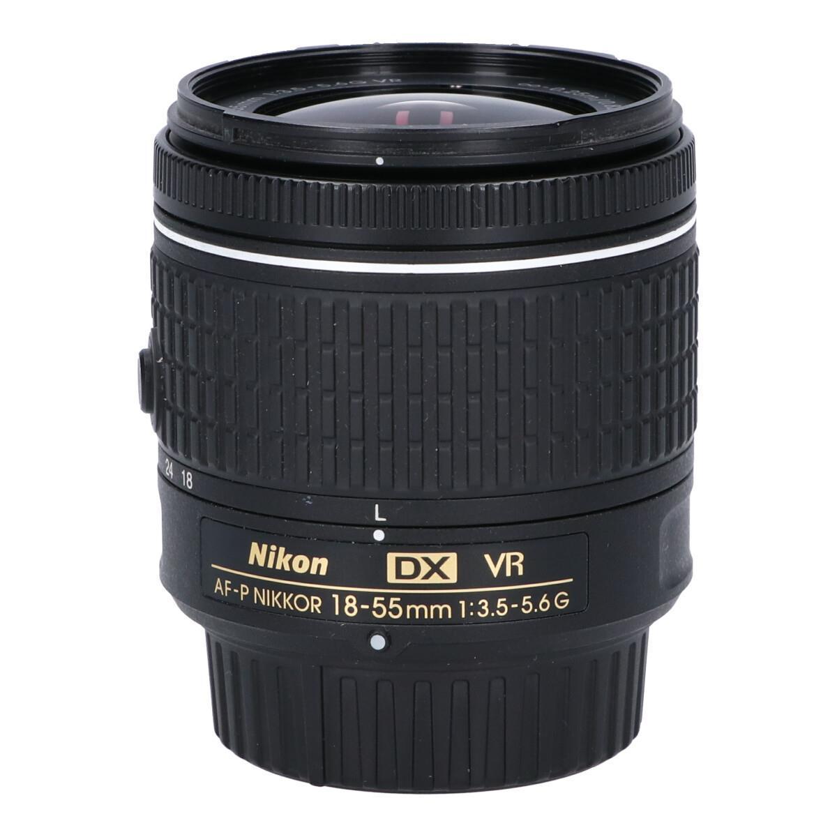 NIKON AF-P DX18-55mm F3.5-5.6G VR