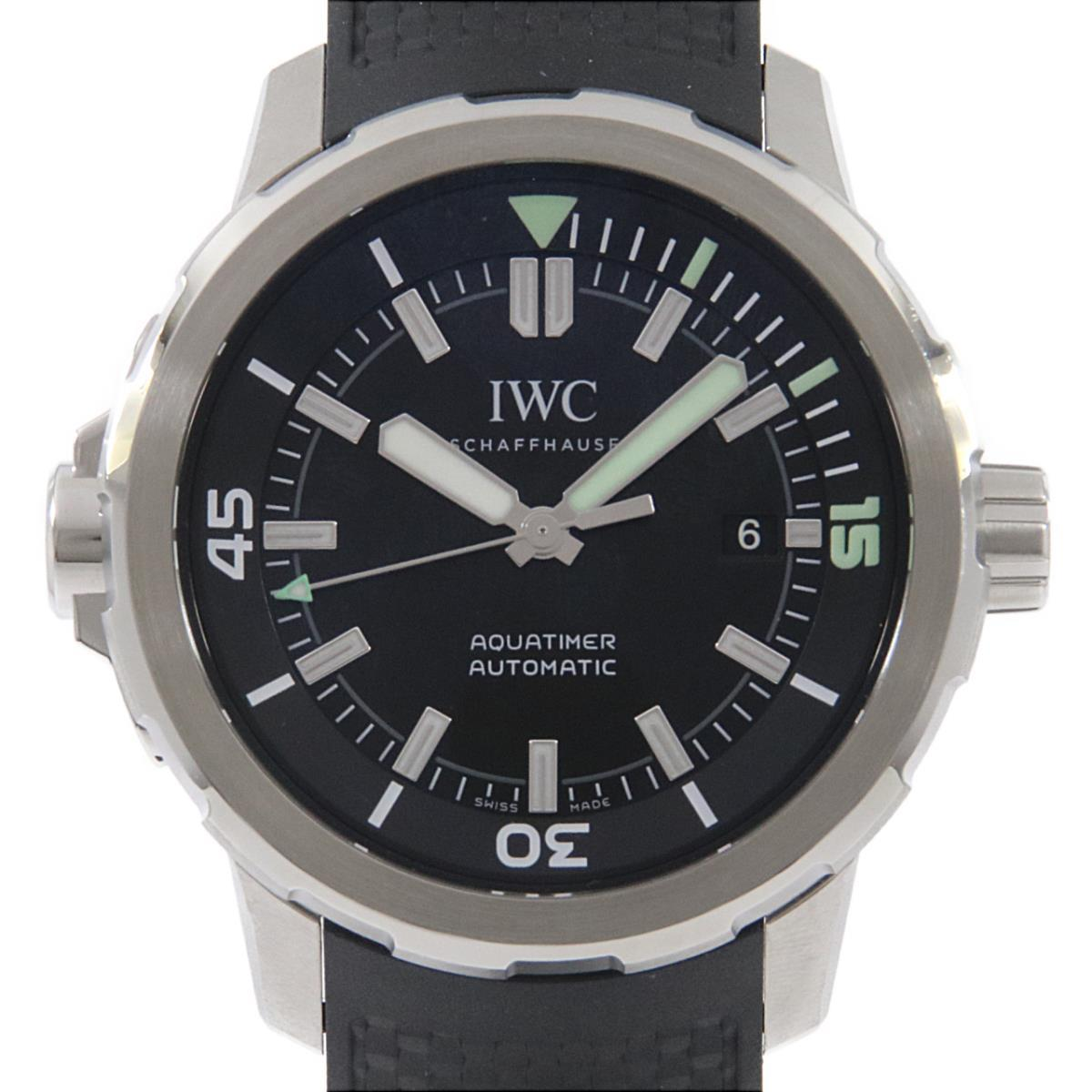 IWC IW329001 アクアタイマー 自動巻