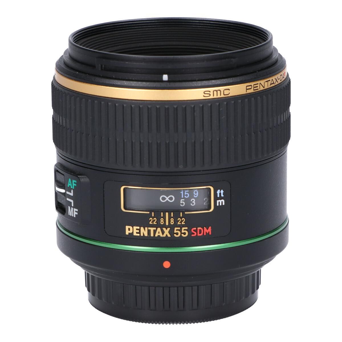 PENTAX DA★55mm F1.4SDM