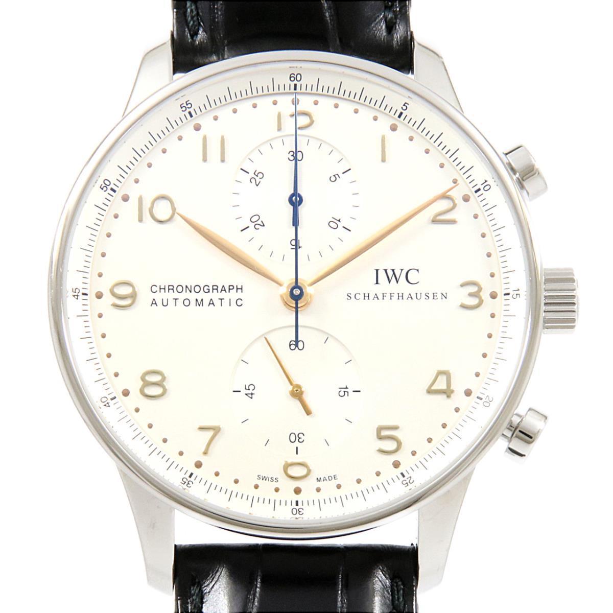 IWC IW371445 ポルトギーゼクロノ 自動巻