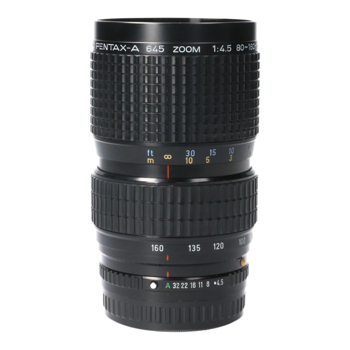 PENTAX A80-160mm F4.5(645)
