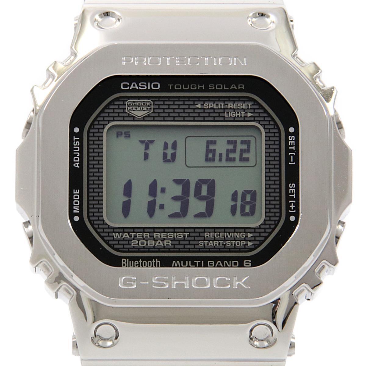 カシオ GMW-B5000D-1JF G-SHOCK ソーラークォーツ