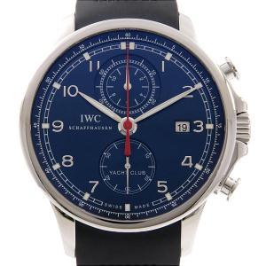 IWC IW390213ポルトギーゼヨットクラブクロノ・ローレウス LIMITED 自動巻