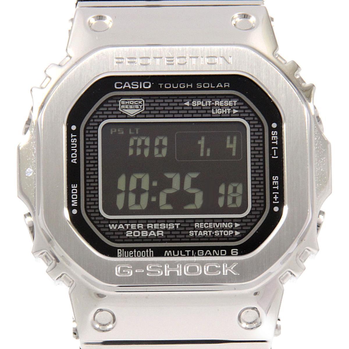 カシオ GMW-B5000-1JF G-SHOCK ソーラークォーツ