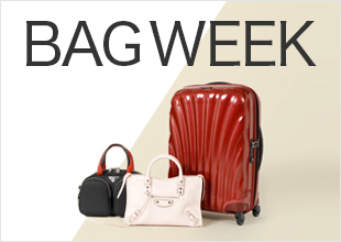 2/10(WED)13:00-2/24(WED)BAG WEEK